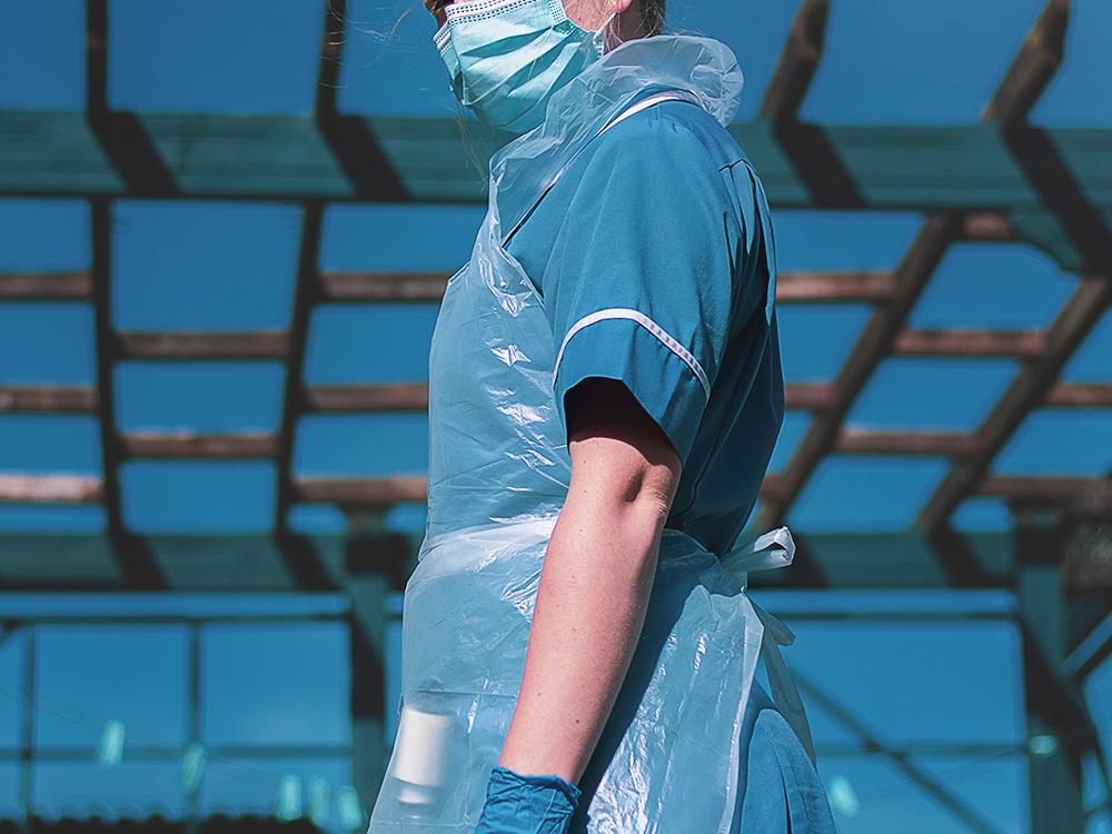 ニューヨーク市の病院で新型コロナウイルス感染症の集中治療室で看護師からのメッセージ