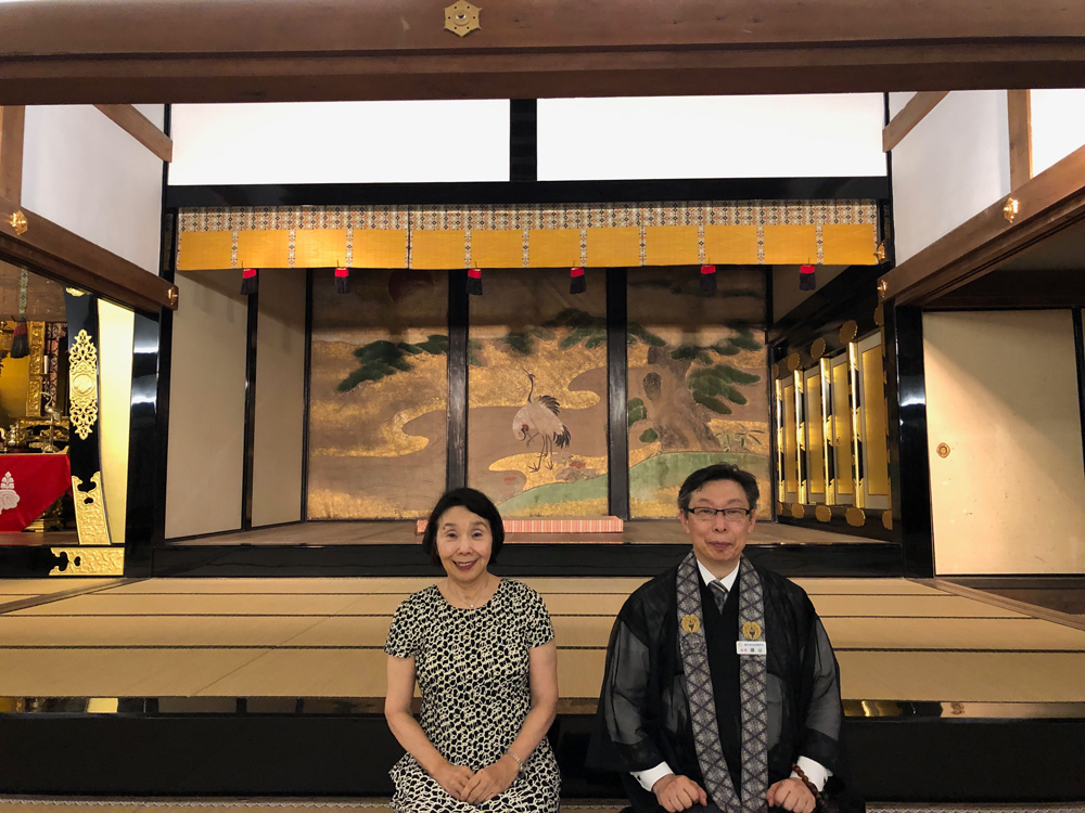 三重県津市を訪ねて~国宝専修寺の広さ、気高さ、奥行きの深さ