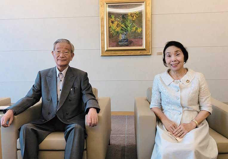 【都政新報】素顔の「創造人」たち─清原慶子が聞く(19)