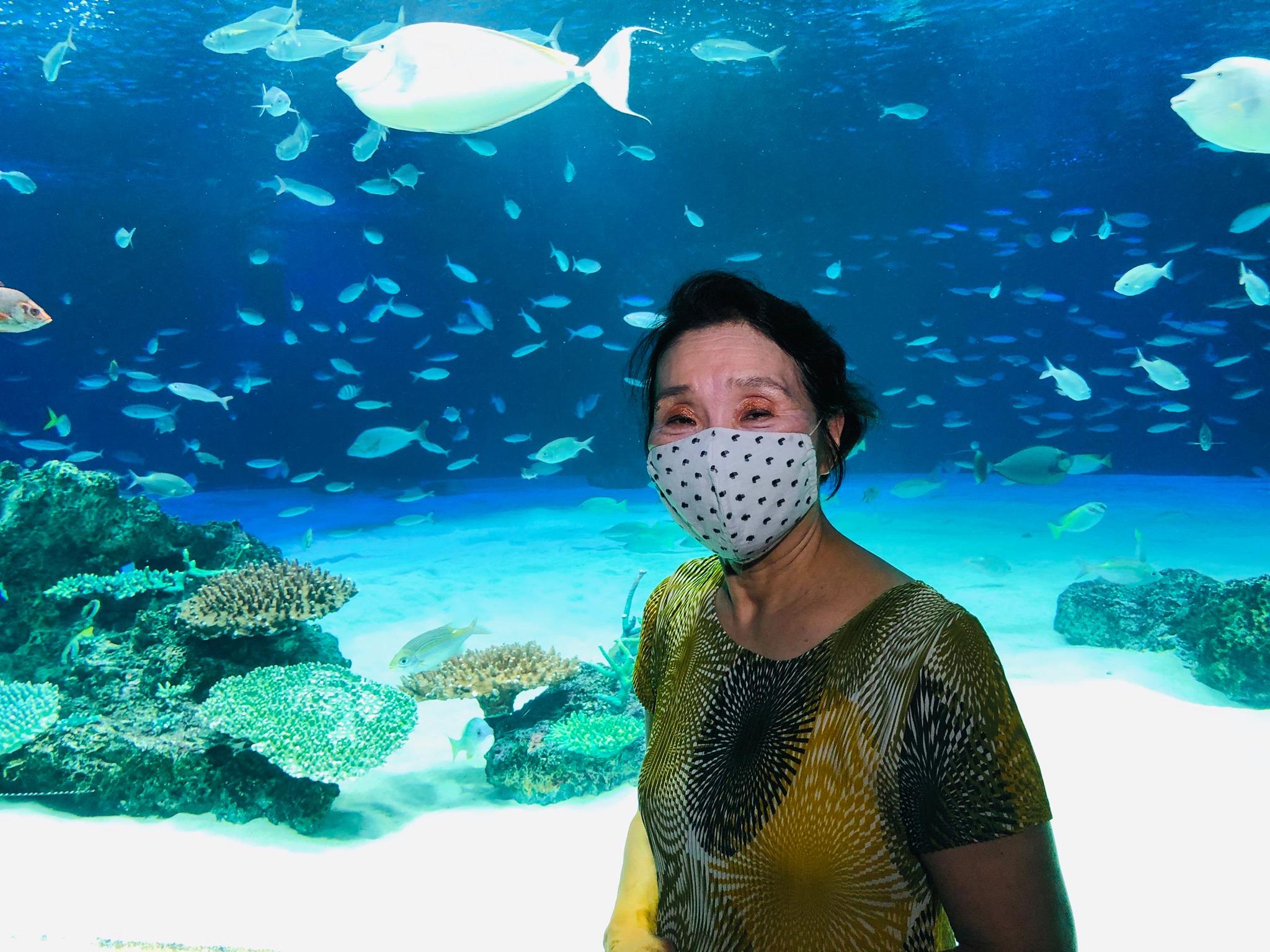 サンシャイン水族館を訪問しました。