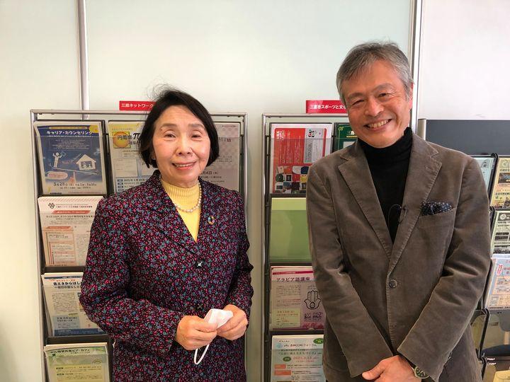 三鷹ネットワーク大学で吉村司さんの講演「父・吉村昭を振り返る」を聴講しました。