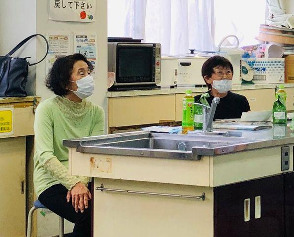 三鷹市遺族会島野雅子さんが、読売新聞朝刊社会面で紹介されました。