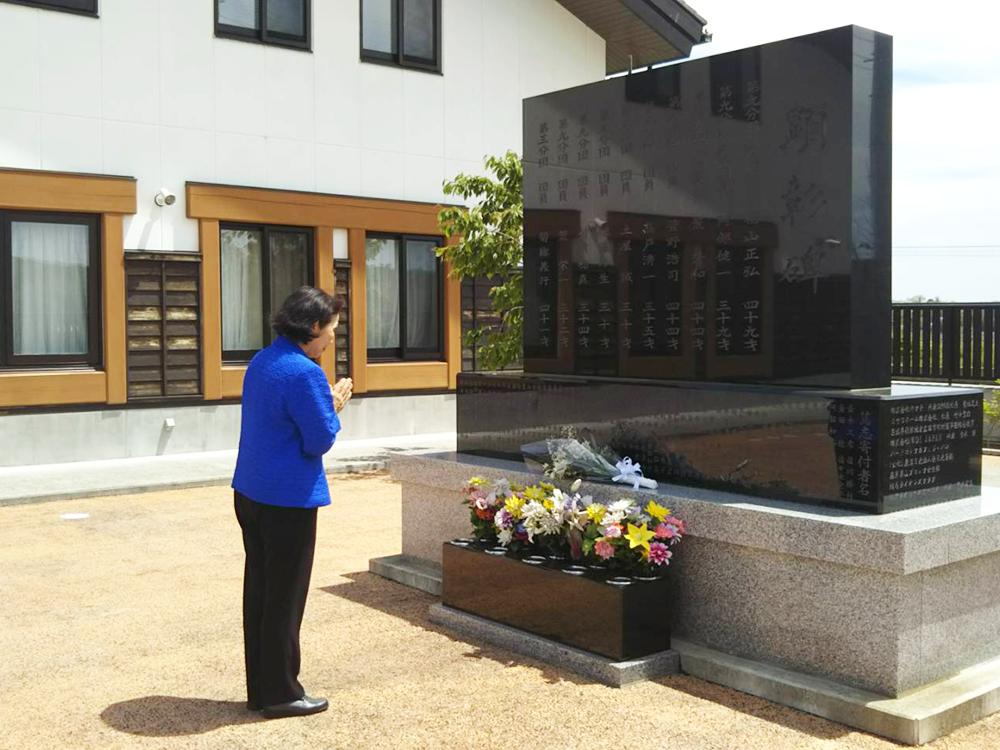 東日本大震災の被災地福島県相馬市を訪問(2)