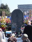 哀しみの東京大空襲の碑