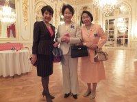 全国商工会議所女性会連合会 藤沢薫会長、山形県吉村美栄子知事と